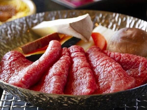 神戸牛御膳 地産の野菜と共に味わう
