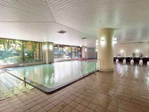 【温泉大浴場】地下1階フロア