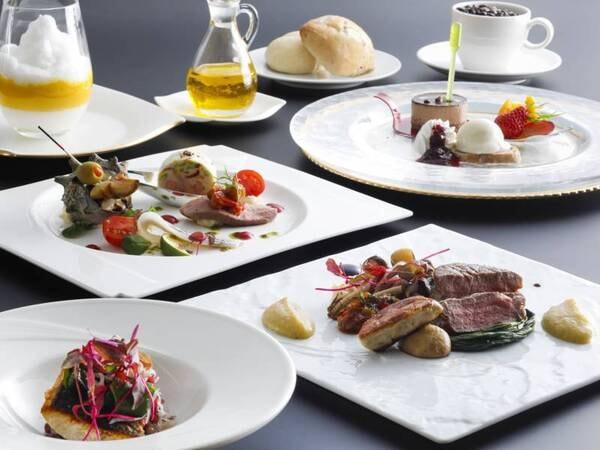 ★グレードUP★【フランス料理】/2021秋の料理例