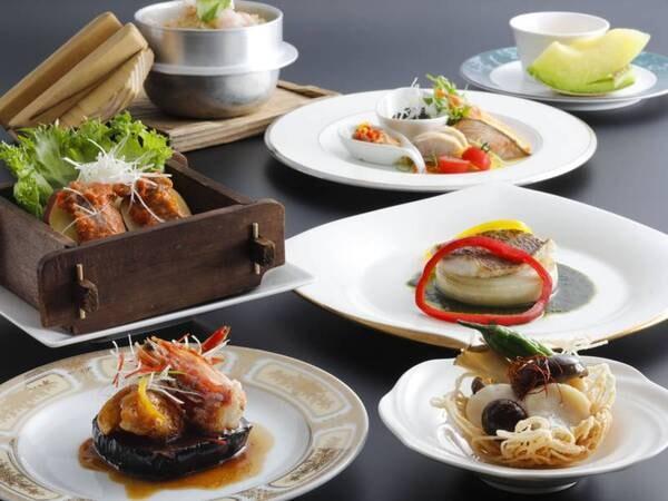 ★グレードUP★【中国料理】/2021秋の料理例