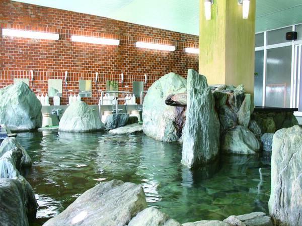 南淡路温泉郷 潮崎の湯 岩風呂
