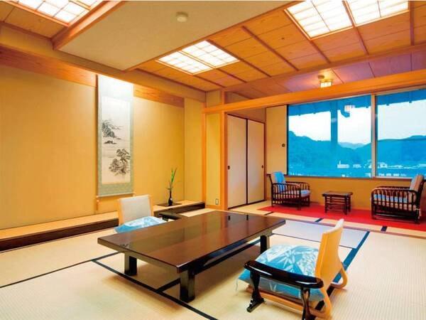 【客室/例】和の趣が寛げる和室