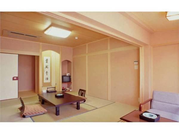 【客室/一例】お部屋毎に趣きが異なる