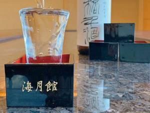 淡路島の地酒「杯千酒 (ハイセンス) 」/例