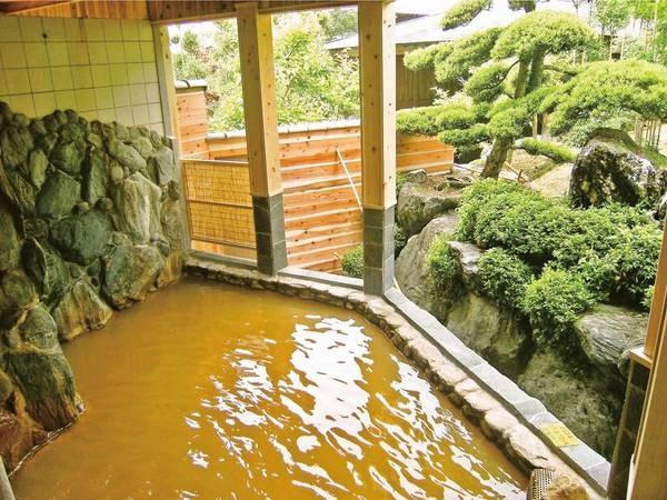 【天然温泉 石道】6種類のお風呂に2種類のサウナが楽しめる湯宿。料理は自家製野菜で作った旬の会席料理が自慢!