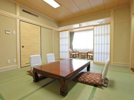 【本館 西館和室/一例】リニューアル済みで清潔感たっぷり