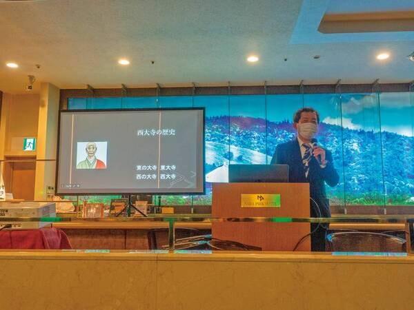 【夜ばなし会】不定期開催!ティーラウンジにて奈良マニアの従業員が奈良のお話をします♪