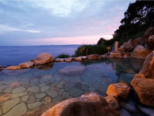 【浜千鳥の湯 海舟】全室「露天風呂付き」和洋室&貸切風呂無料など特典も充実!極上のかけ流し温泉と海景色を堪能