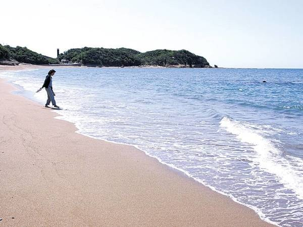 【千里の浜】
