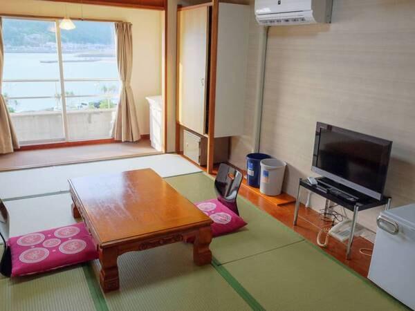 【7.5畳和室/例】全室海側!(バス・トイレ無)