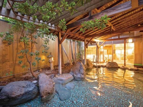 【三朝ロイヤルホテル】種類豊富な「大漁バイキング」!食べ放題と名湯の天然温泉を満喫