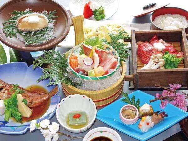 【浜村温泉 魚と屋】感染症対策実施中!水産会社直営のお宿!リーズナブルに新鮮な海鮮が味わえる宿