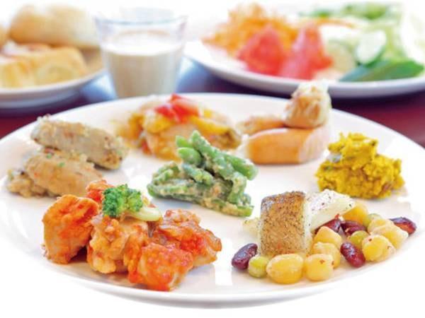 【松江ニューアーバンホテル】朝食好評価!9階レストランから宍道湖と松江市街を眺望