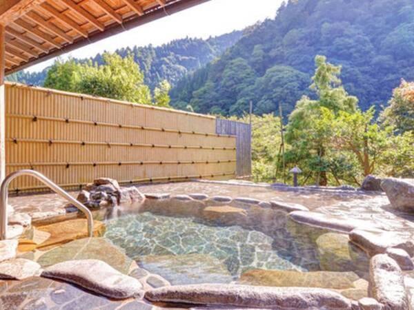 【国民宿舎 清嵐荘】自然の中の薬湯リゾート