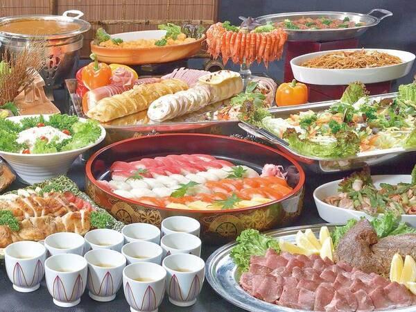 【ホテル作州武蔵】飲み放題&実演料理付プラン受付開始!この夏は飲み放題付で盛り上がろう♪