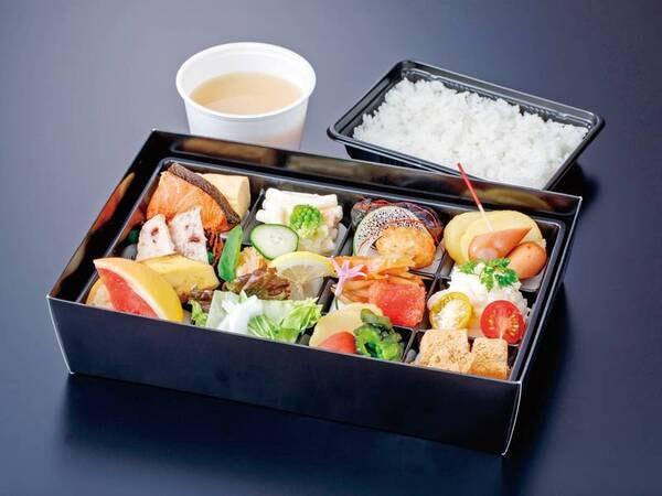 朝食折箱/例
