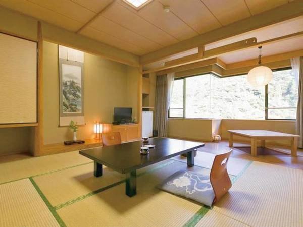 【客室/例】8畳または10畳和室