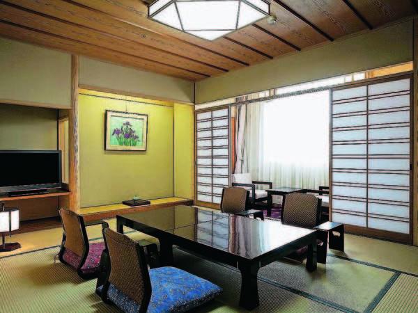 客室は8畳以上の和室を確約/例