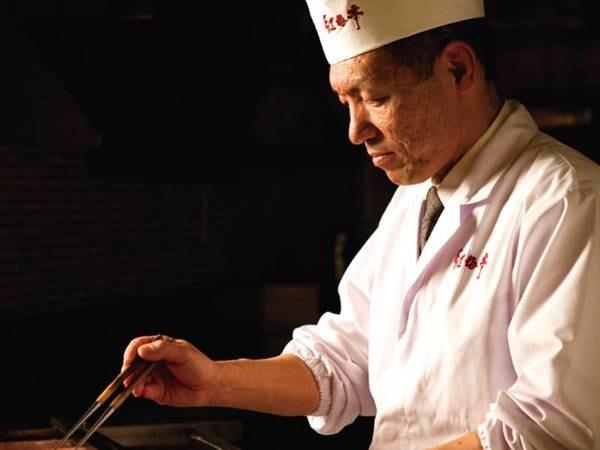 【組数限定!季節会席/例】技能グランプリ優勝者の料理長が腕によりをかけて美味しい料理を提供
