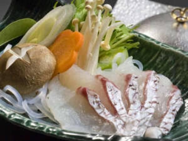 【瀬戸内鯛尽くし★5つの鯛料理/一例】