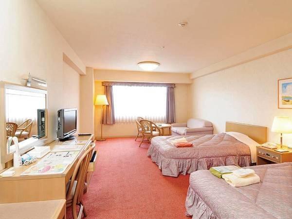 【客室/例】広々としたゆとりある36平米の洋室