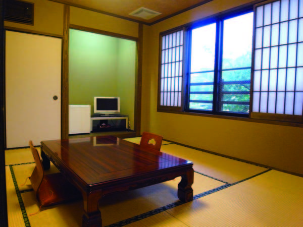 客室は8畳以上の和室/一例