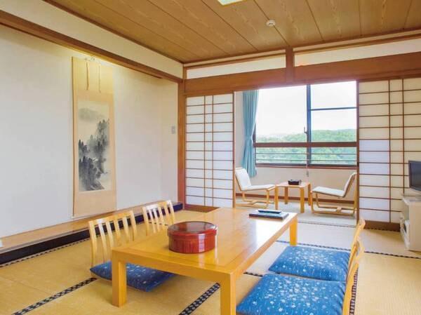 和室10畳/例 クス林を一望できる眺めの良いお部屋をご用意
