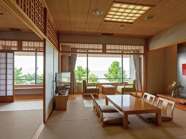 2階海側特別室【8畳+8畳+8畳】