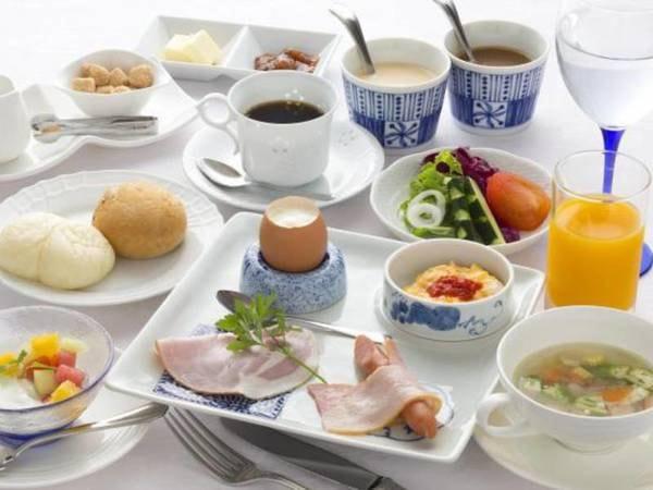 朝食/一例