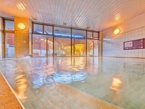 温泉に浸かりゆったりのんびり/大浴場例