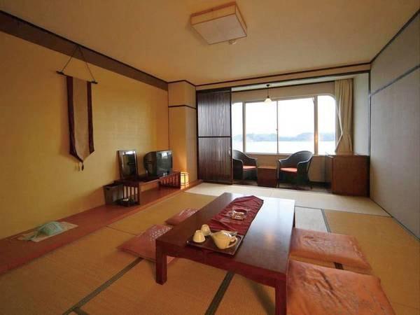【和室/例】全室オーシャンビューのモダンな客室