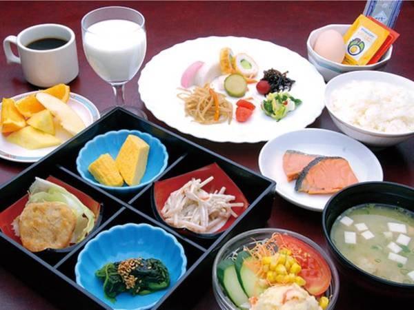朝食・和食/一例