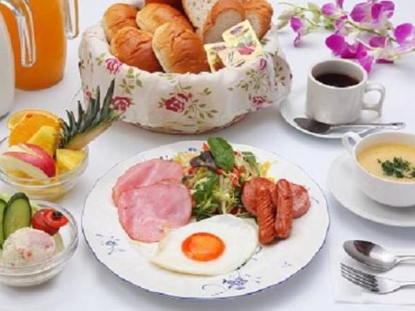 朝食・洋食/一例