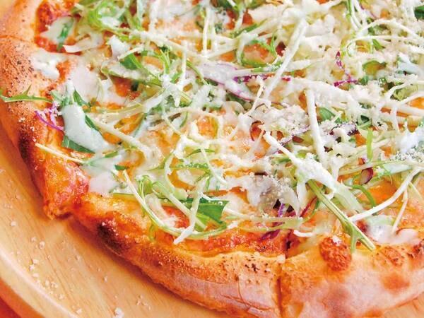 バイキングメニュー イタリアンシェフの手作りピザ/例