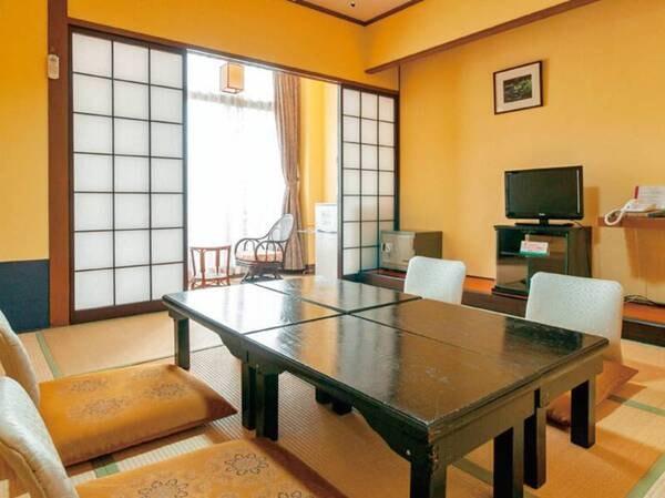 【本館8畳和室】通常は8畳以上の本館和室へご案内/例