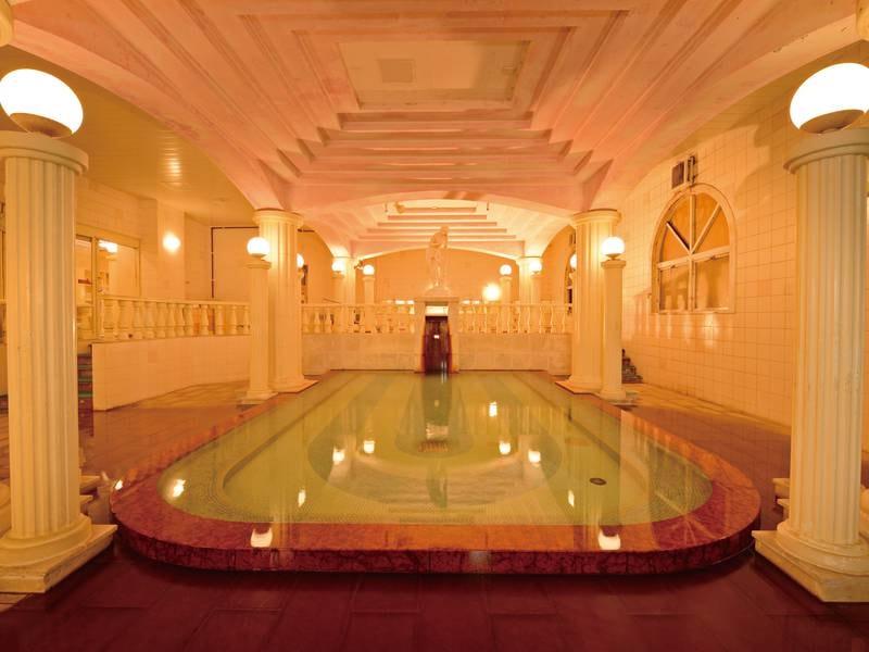 大浴場「パルテノン」