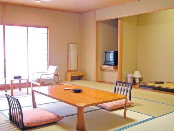【和室/例】 広々10畳以上の和室をご用意