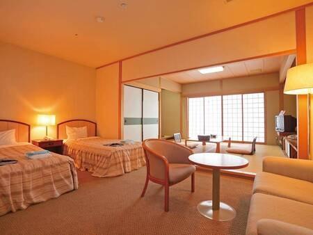 【和洋室】 人気の部屋タイプの為、早めのご予約を!/例