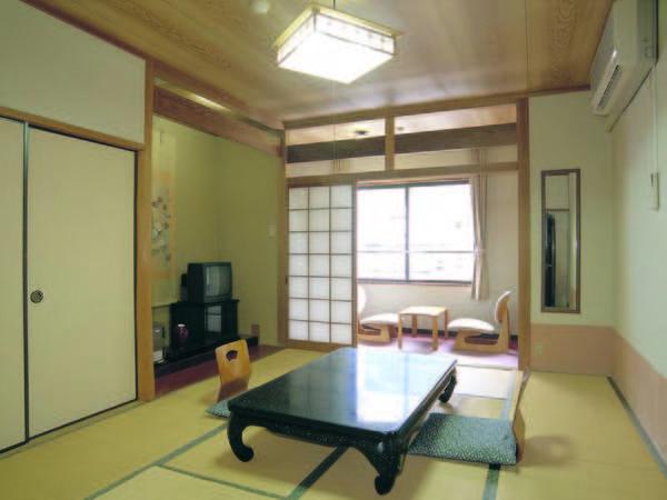 【客室/例】落ち着いた雰囲気の和室にご案内