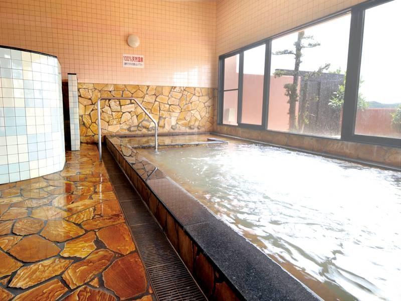 【大浴場・太陽の湯】