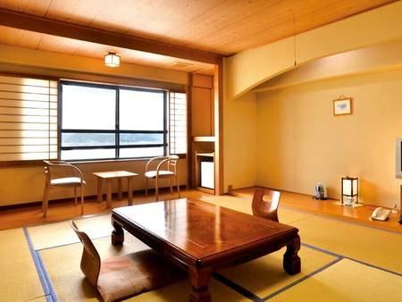 【客室/例】 オーシャンビューの和室にご案内!