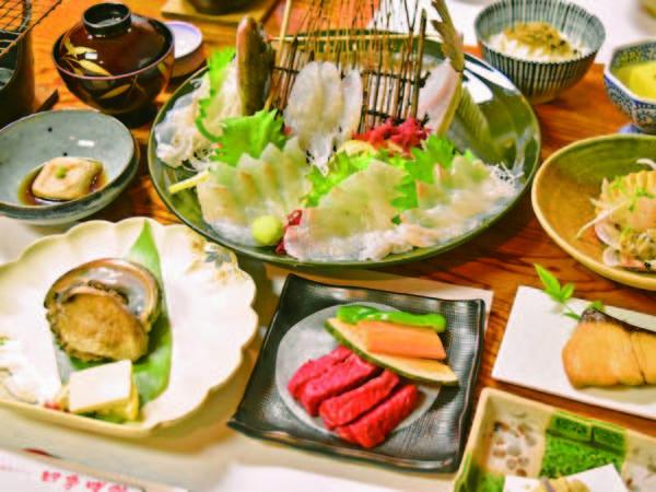 【夕食/例】熊本県産和牛が付いた人気プラン!柔らかくて美味しい!
