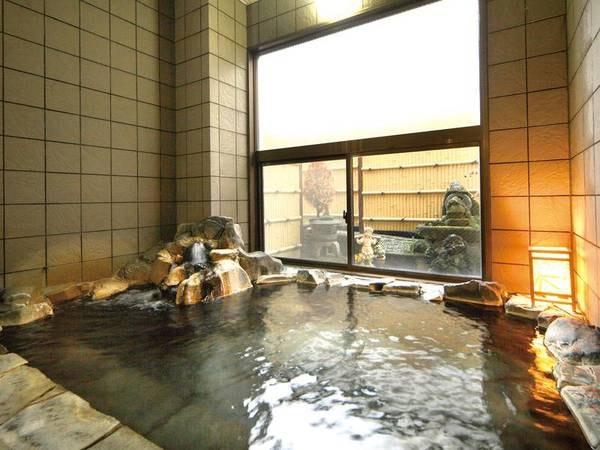 【貸切風呂・温泉館ゆらり/例】3種の貸切風呂をご用意
