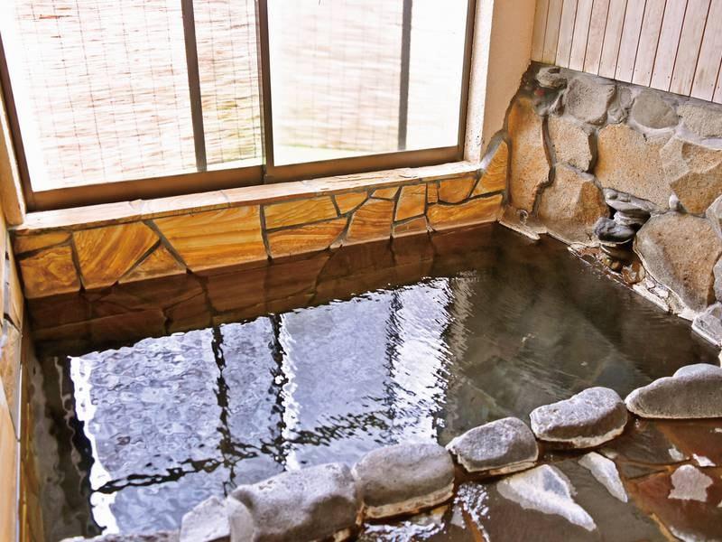 【貸切風呂】無料で何度でも利用可能