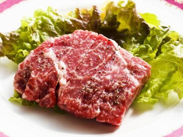 【あか牛ステーキ/例】希少和牛あか牛のステーキ(約140g)を堪能!