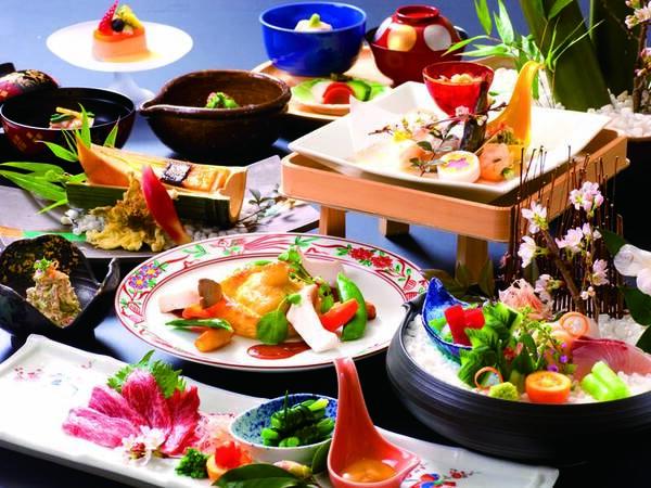 【松会席/例】風雅で格調高い会席茶屋「菊泉」にて本格和会席をご用意