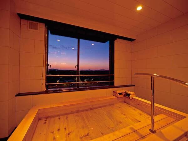 【最上階温泉内湯付きお任せ客室/例】801号室 ※お部屋はお任せになります