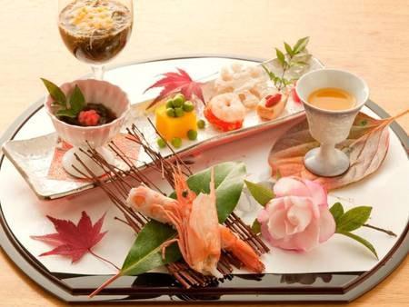 お魚料理コース/例