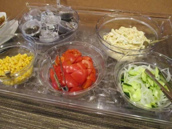 【朝食/例】お野菜も充実!