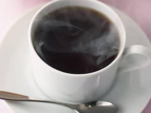【朝食/例】挽きたてのコーヒーをどうぞ♪